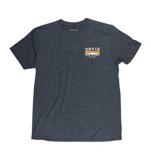 Orvis Trout Horizon Logo Tee