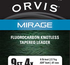 Orvis Mirage Tafsar Fluorocarbon 9' 2-pack