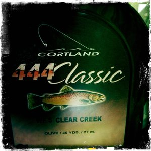 Cortland 444 Classic Clear Creek