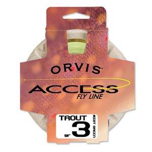 Orvis Access Trout