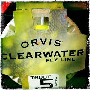 Orvis Clearwater Fly Line