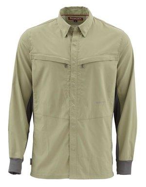 Simms Intruder Bicomp Shirt sage