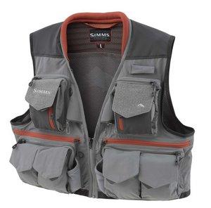 Simms G3 Guide Vest Gunmetal