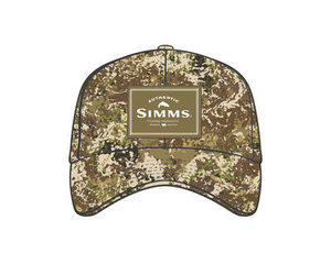 Simms Single Haul Cap River Camo