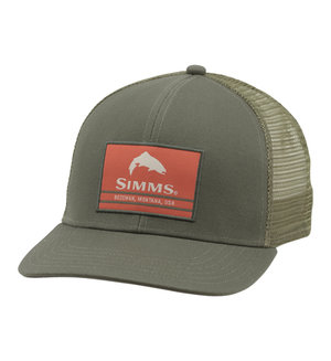 Simms -original Patch Trucker Foilage