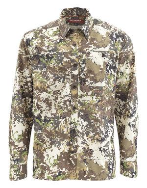 Simms Ebbtide Shirt River Camo