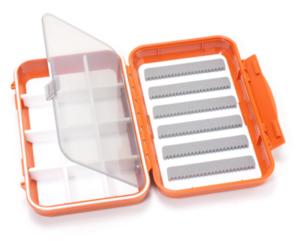 CF 2306 Medium 6-row w 12 Comp WP Fly Case Orange