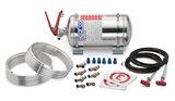Mekaniskt eldsläckningssystem i aluminium med skum (AFFF). 4,25 Liter.