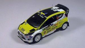 Ford Fiesta RS WRC P.Tidemand Rally Sweden 2013 slutsåld