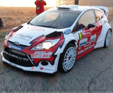 FORD Fiesta RS WRC Novikov Portugal 2012