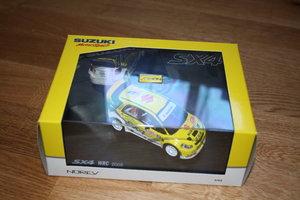Suzuki SX4 WRC P-G Andersson MONTECARLO 2008