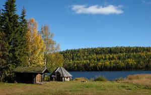 Tornedalen Jomotusjärvi
