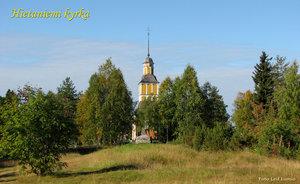 Hietaniemi kyrka Hedenäset