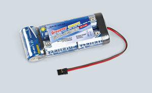 Mottagarbatteri 6V/4200mAh