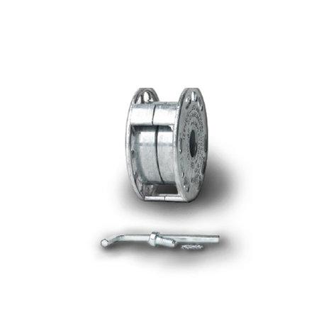 MBX Adapter för radialborstband 23mm till MBX SP-200
