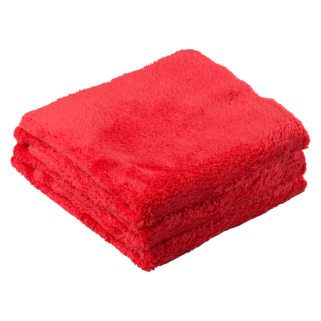 Chemical Guys Happy Ending Red Edgeless Microfiber