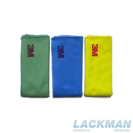 3M Microfiberduk kombipack