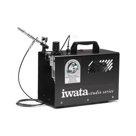 IWATA IS 925 Power Jet Lite Kompressor