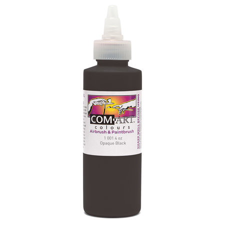 COM ART Svart 4oz (112ml)