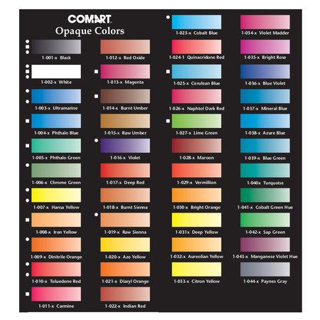 COM ART Kit G Opaque/Transparent