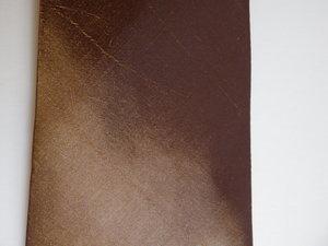 Slips Mörk Guld/Brun