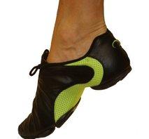 Amalgam Sneaker - Svart/Lime