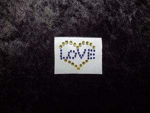 Mini - Hjärta Love