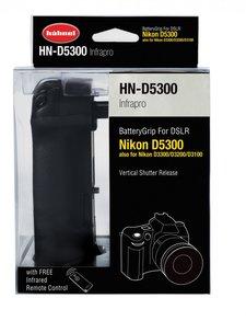 Hähnel Batterigrepp HN-D5300