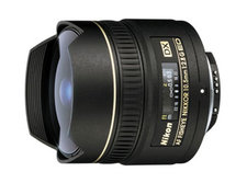 Nikon DX Fisheye 10,5MM F2.8G