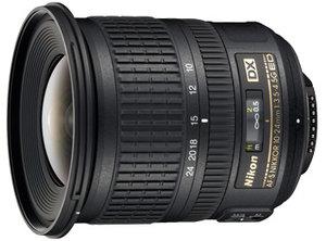 Nikon AF-S DX 10-24MM F3,5-4,5 AFS G ED