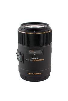 Sigma 105/2,8 EX DG OS HSM Macro for Nikon