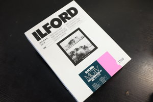 ILFORD MG IV RC DE LUXE 1M BLANK