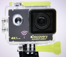Discovery Adventures 4K Escape Action Camera