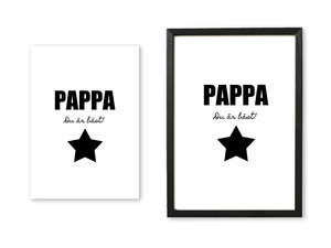 Poster - Pappa