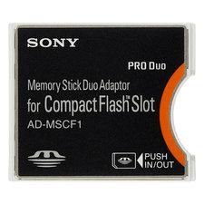 Compact flash slot AD-MSCF1