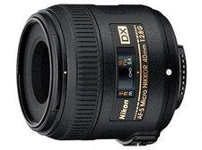 Nikon 40MM MICRO F/2,8G ED AF-S Nikkor
