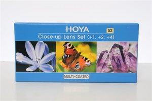 Hoya Närbilds-kit med 3 st linser