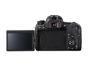 Canon EOS 77D + 18-135/3,5-5,6 IS USM