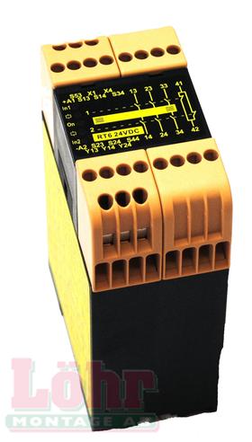 EcoTec Säkerhetsrelä RT6 24 DC 110 - 300kW
