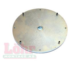 Ariterm/Thermia Doserhjul inkl. stoppskruv och 4 st rörstift 4 mm