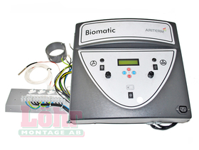 Ariterm / Thermia - Kontrollpanel kpl Biomatic +20