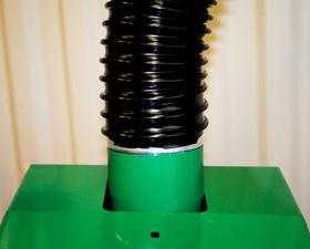 Fallslang 76mm, säljes per dm=10 cm.