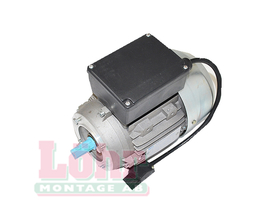 Janfire Motor till externskruv, 250w 1fas 230V