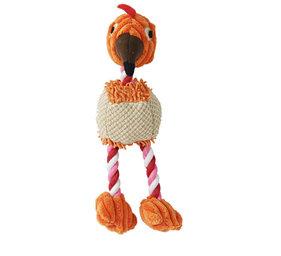 Birdie Hundleksak Orange