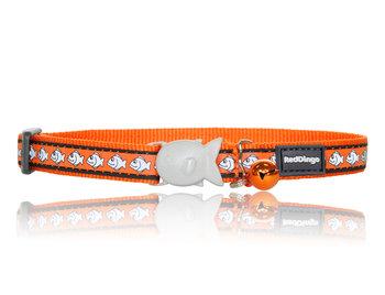 Orange med reflex