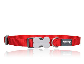 Classic dog collar Red