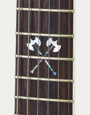 Elgitarr, Aria Pro II XZ-05, Svart (BK)