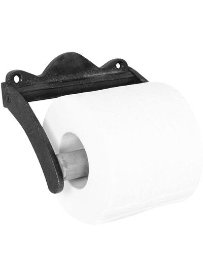 Toarullshållare gjutjärn shabby chic lantlig stil