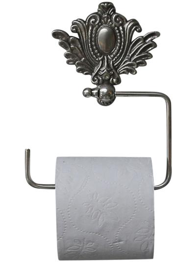 Toarullehållare silver antik stil shabby chic lantlig stil