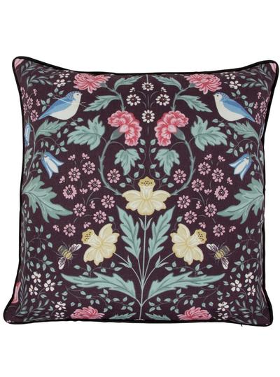 Kuddfodral / Kudde  Morris Garden blommig shabby chic lantlig stil fransk lantstil